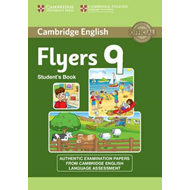 Cambridge English Young Learners 9 Flyers Student's Book (BOK)