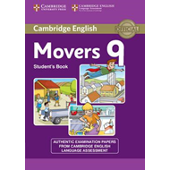 Cambridge English Young Learners 9 Movers Student's Book (BOK)