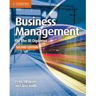 Business Management for the IB Diploma Coursebook (BOK)