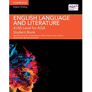 A/AS Level English Language and Literature for AQA Student B (BOK)