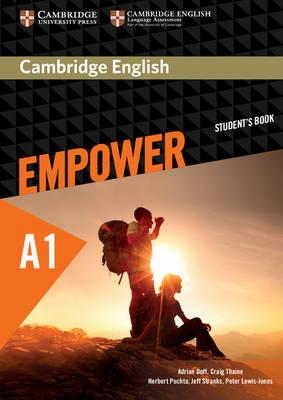 Cambridge English Empower Starter Student's Book (BOK)