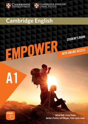 Cambridge English Empower Starter Student's Book with Online (BOK)