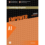 Cambridge English Empower Starter Workbook with Answers with (BOK)