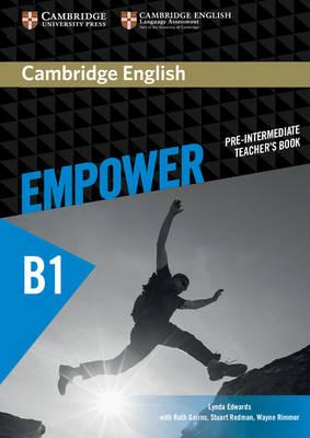 Cambridge English Empower Pre-intermediate Teacher's Book (BOK)