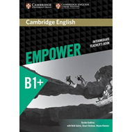 Cambridge English Empower Intermediate Teacher's Book (BOK)