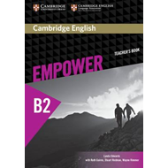 Cambridge English Empower Upper Intermediate Teacher's Book (BOK)
