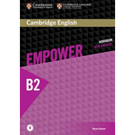 Cambridge English Empower Upper Intermediate Workbook with A (BOK)