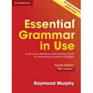 Essential Grammar in Use with Answers (BOK)