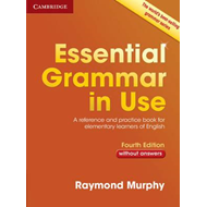 Essential Grammar in Use without Answers (BOK)