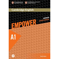 Cambridge English Empower Starter Workbook without Answers w (BOK)