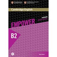 Cambridge English Empower Upper Intermediate Workbook Withou (BOK)