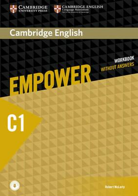 Cambridge English Empower Advanced Workbook without Answers (BOK)