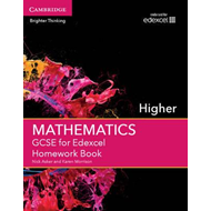 GCSE Mathematics for Edexcel Higher Homework Book (BOK)