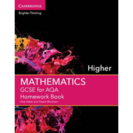 GCSE Mathematics for AQA Higher Homework Book (BOK)