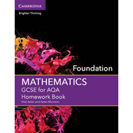 GCSE Mathematics for AQA Foundation Homework Book (BOK)
