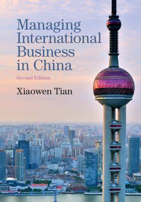 Managing International Business in China (BOK)