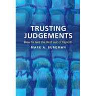 Trusting Judgements (BOK)
