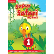 Super Safari Level 1 Big Book (BOK)