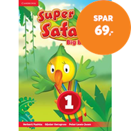 Produktbilde for Super Safari Level 1 Big Book (BOK)