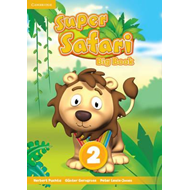 Super Safari Level 2 Big Book (BOK)