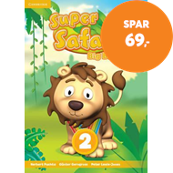 Produktbilde for Super Safari Level 2 Big Book (BOK)
