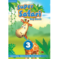 Super Safari Level 3 Big Book (BOK)