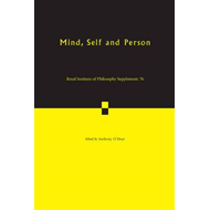 Mind, Self and Person (BOK)