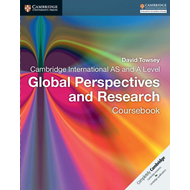 Cambridge International AS & A Level Global Perspectives & R (BOK)