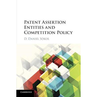 Patent Assertion Entities and Competition Policy (BOK)