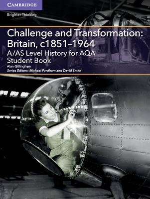 A/AS Level History for AQA Challenge and Transformation: Bri (BOK)
