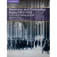 A/AS Level History for AQA Revolution and Dictatorship: Russ (BOK)