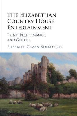 Elizabethan Country House Entertainment (BOK)