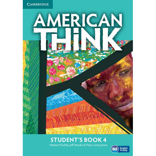 American Think Level 4 Student's Book (BOK)