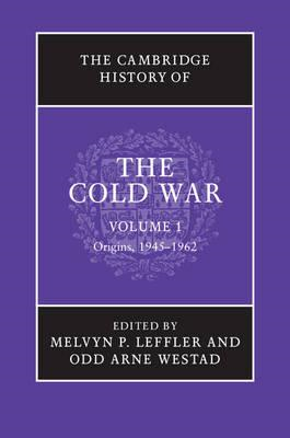 Cambridge History of the Cold War 3 Volume Set (BOK)