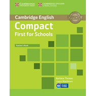 Compact First for Schools Teacher's Book (BOK)