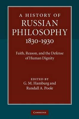 History of Russian Philosophy 1830-1930 (BOK)