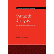 Syntactic Analysis (BOK)