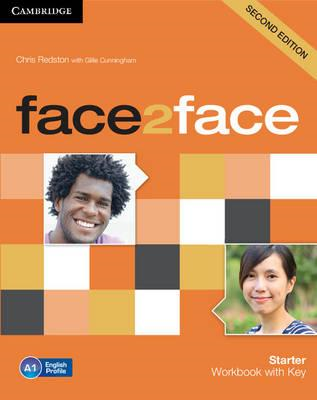 face2face Starter Workbook with Key (BOK)