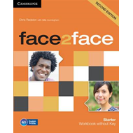 face2face Starter Workbook without Key (BOK)