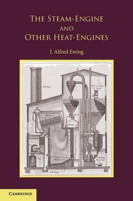 Steam-Engine and Other Heat-Engines (BOK)