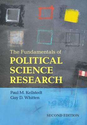 Fundamentals of Political Science Research (BOK)