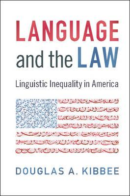 Language and the Law (BOK)