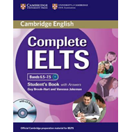 Complete IELTS Bands 6.5-7.5 Student's Book with Answers wit (BOK)