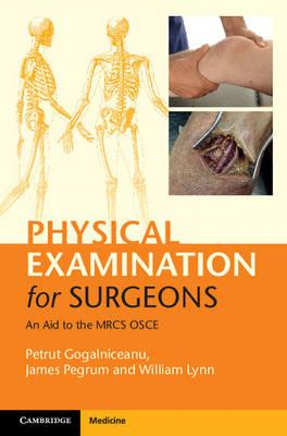 Physical Examination for Surgeons (BOK)