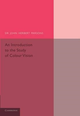 Introduction to the Study of Colour Vision (BOK)