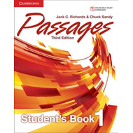 Passages Level 1 Student's Book (BOK)