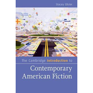 Cambridge Introduction to Contemporary American Fiction (BOK)