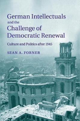 German Intellectuals and the Challenge of Democratic Renewal (BOK)
