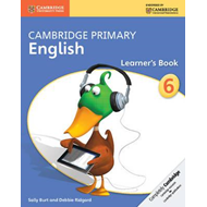 Cambridge Primary English Stage 6 Learner's Book (BOK)