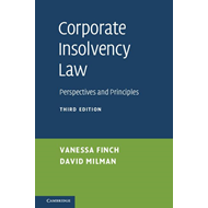 Corporate Insolvency Law (BOK)
